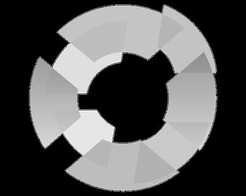 Grayscale Emblem
